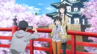 Flying Witch - 04 - 03 Happy Family