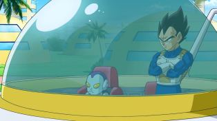Vegeta only has one state.