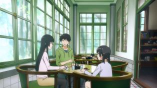 Flying Witch - 08 - 01 Cafe Concrucio