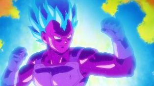 I'm blue... and purple!