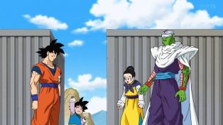Goten could be come a god. Why study?