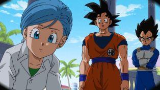 He's still Goku Orange though.
