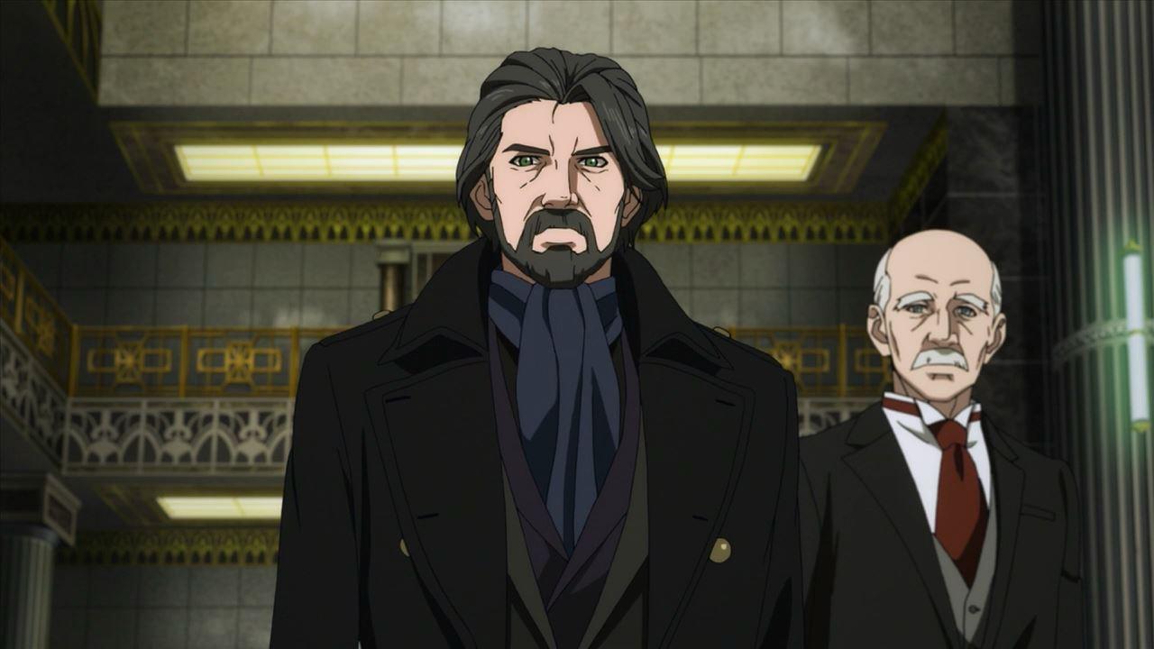 Brotherhood FFXV 03 16 King Regis Clouded Anime