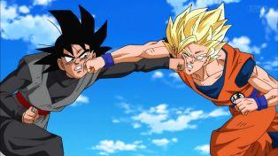 Dragon Ball Super - 050 - 10 Goku vs Black