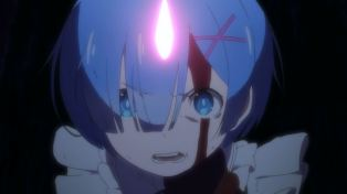 Rem to the rescue.
