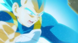 Can always trust Vegeta to go all-out.