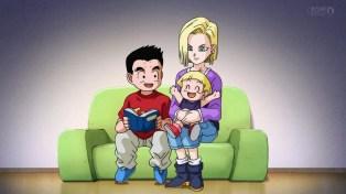 The strangest family.