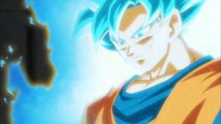 Serious Goku time.
