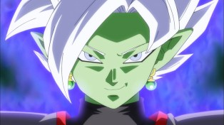 Super Saiyan Green!