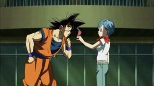 Goku, fetch.