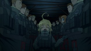 Youjo Senki - 07 - 08 Paratroopers