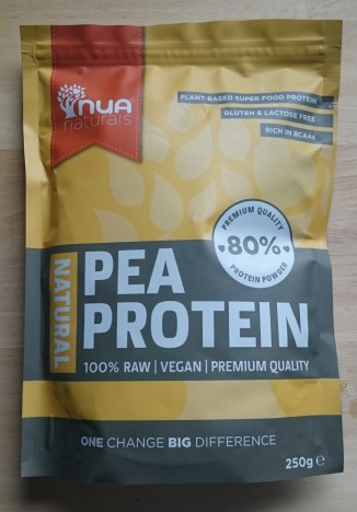 Nua Pea Protein Review