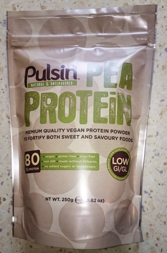 Pulsin Pea protein review