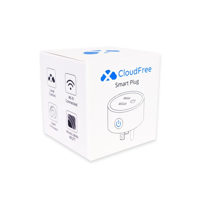 Smart Plug Box Front
