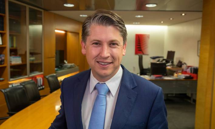Transport Minister open minded about a congestion charge in Wellington - NZ  Herald