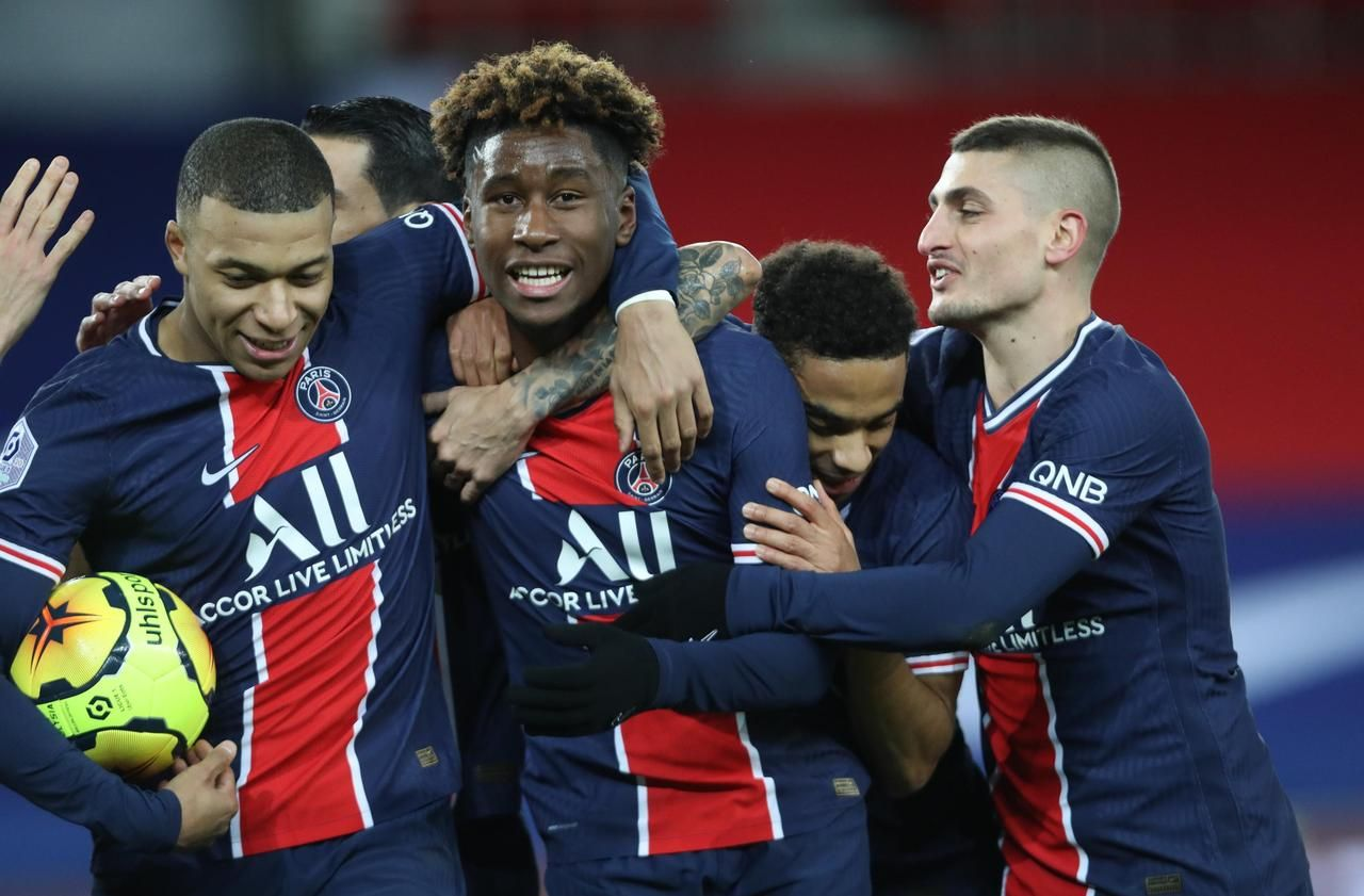 PSG-Strasbourg (4-0): a well-stocked hood for Paris – Archyde