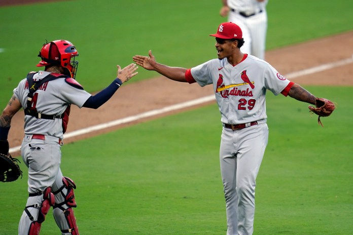 St. Louis Cardinals vs. San Diego Padres Game 2 FREE LIVE STREAM (10/1/20):  Watch NL Wild Card, MLB playoffs online | Time, TV, channel - nj.com