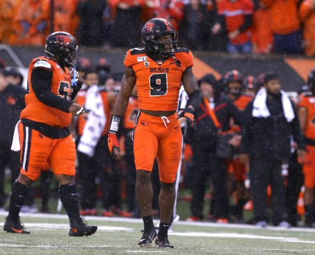 Oregon State 2020 football position preview: Led by Hamilcar Rashed Jr.,  the Beavers' outside linebackers are among the Pac-12's elite position  groups - oregonlive.com