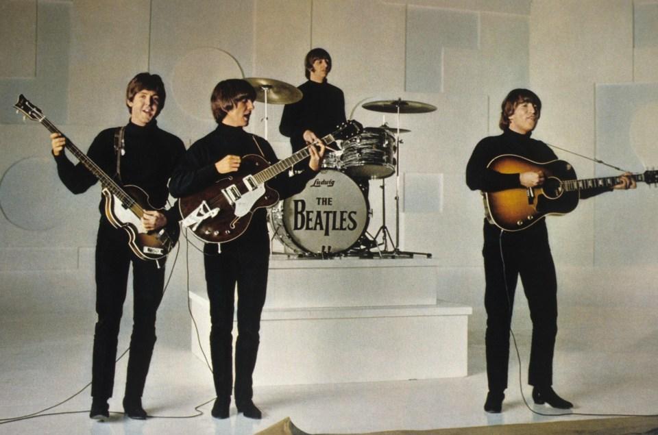 Help!: la primera alerta de Dylan en los Beatles - La Tercera