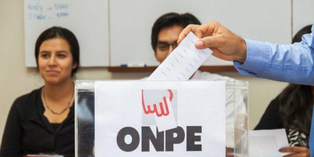 ONPE: Este 16 de diciembre vence plazo para inscribirse como postores de franja electoral   Elecciones 2021 nndc   PERU   GESTIÓN