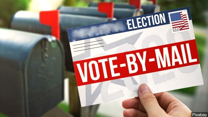 Is voting by mail the answer for a mid-quarantine election?