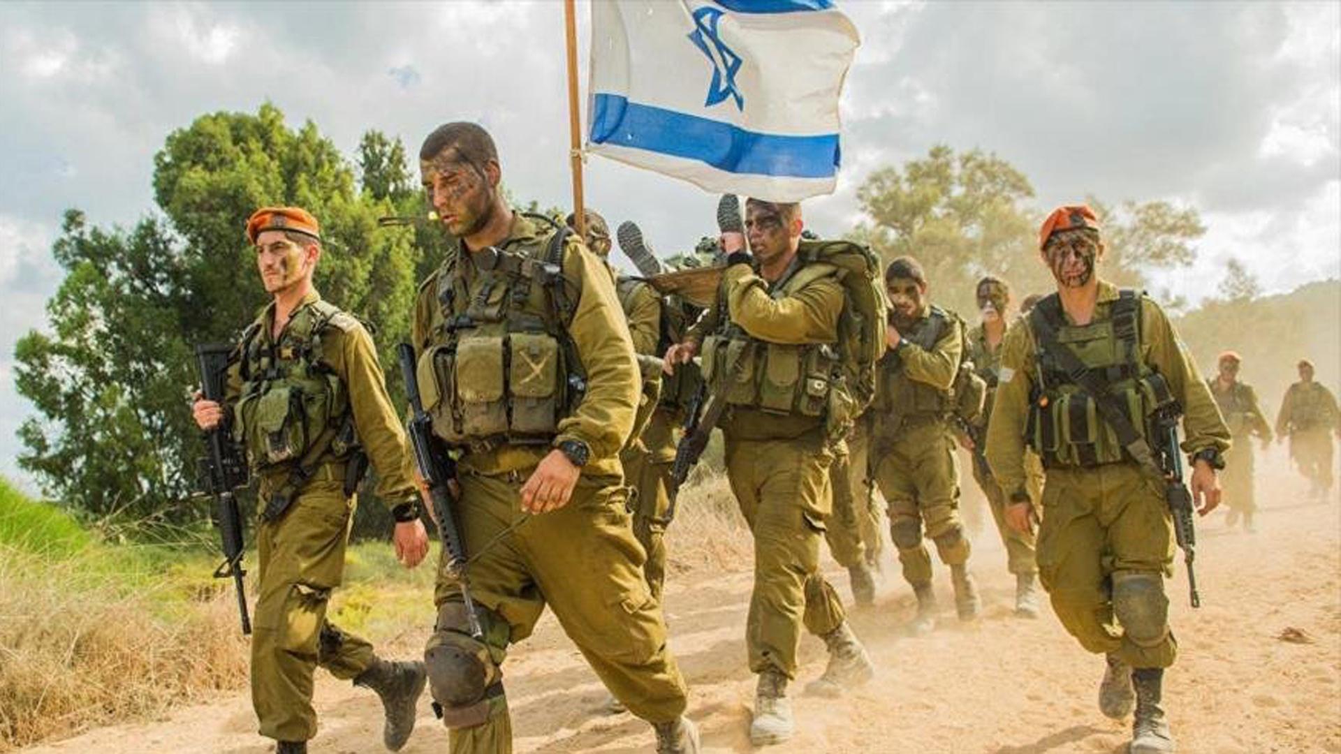 El ejército de Israel lanzó un mapa inteligente diseñado para la lucha  antiterrorista - Infobae