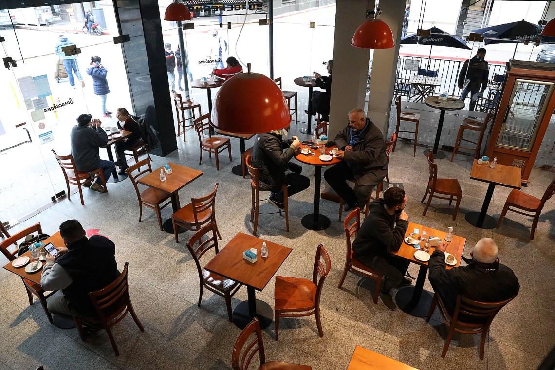 Restaurante en Argentina - Foto: Mario Sar