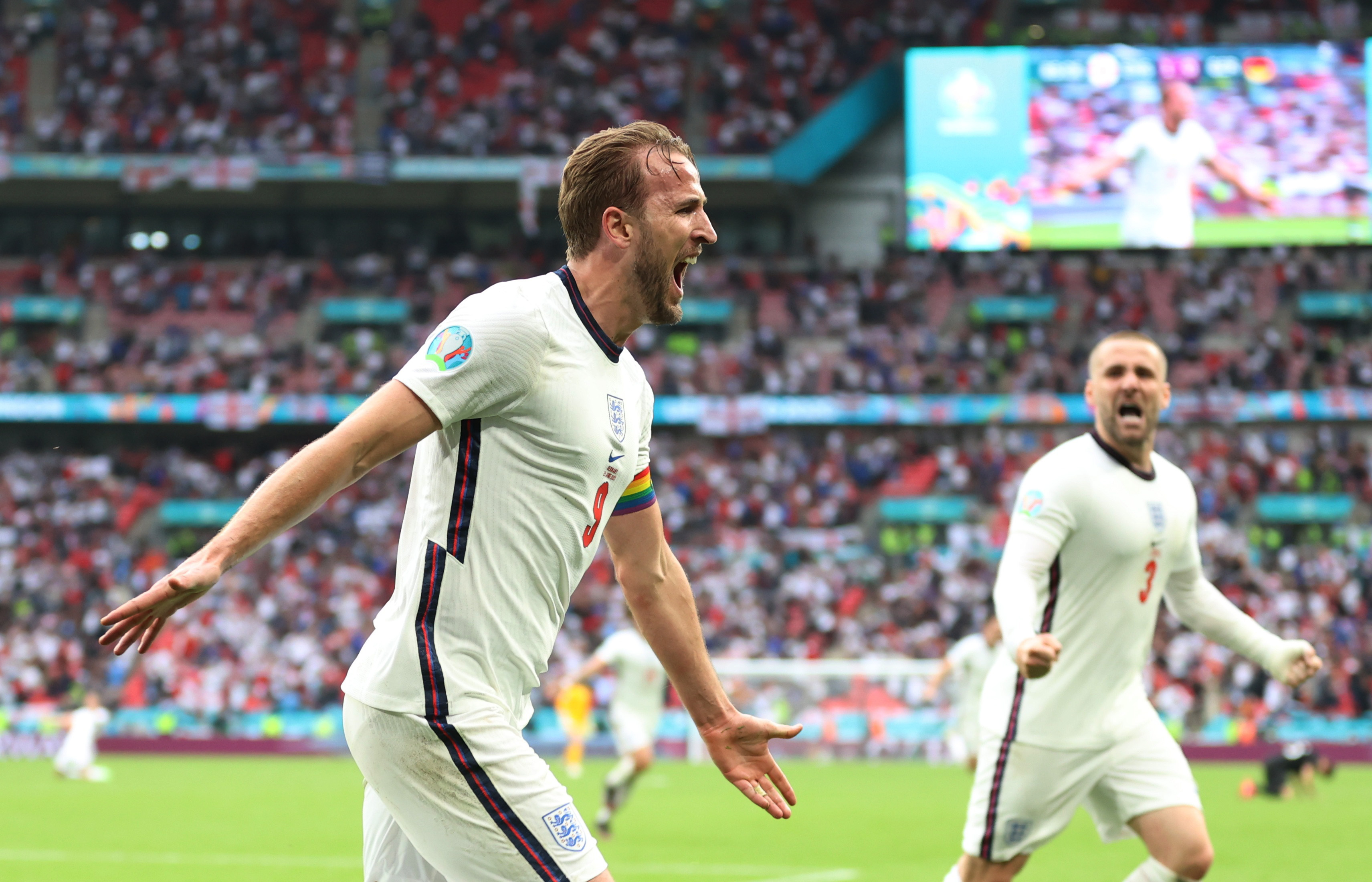 England sweep history and Germany aside to move into last eight   Reuters