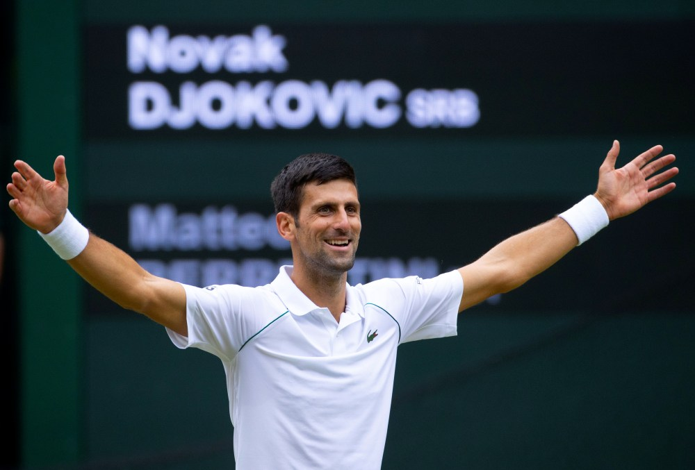 Djokovic becomes first player to qualify for ATP Finals after Wimbledon win  | Reuters