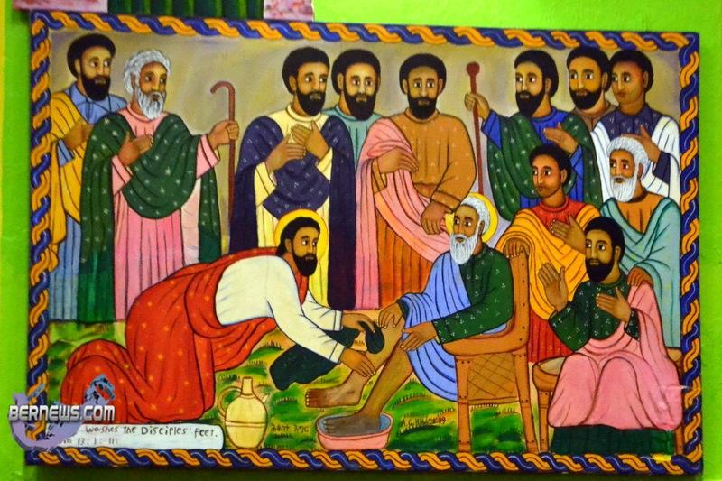 PhotosVideo Ethiopian Orthodox Church Icons Bernews