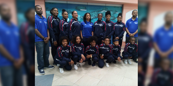 High School Athletes Off To 2016 Disney Cup Bernews