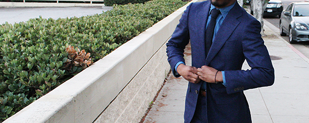 In Review: Suit Supply's Lazio Fit