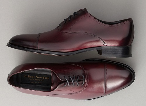 To Boot New York Cap Toe Oxford