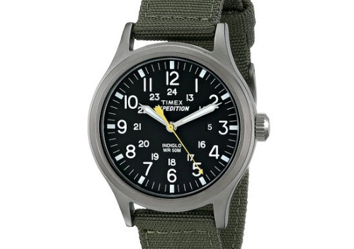 Timex Expedition Green Band Scout
