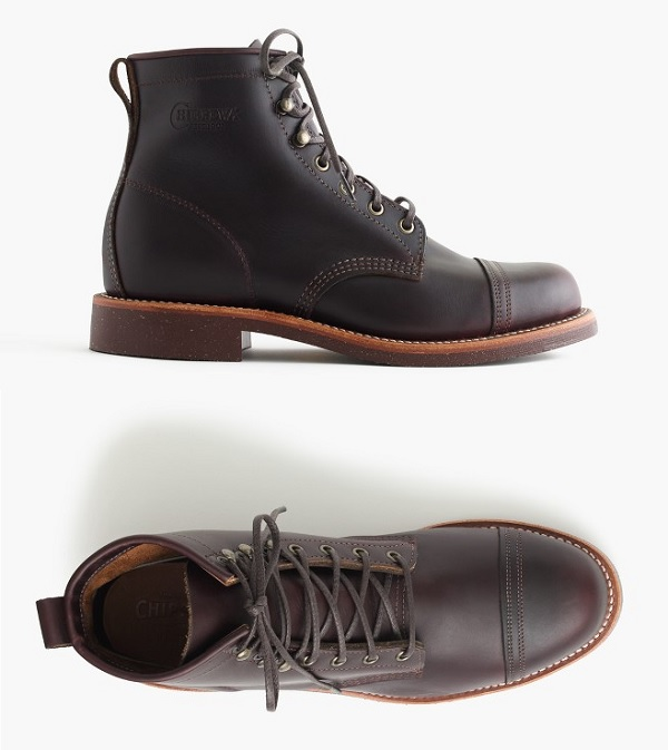 Original Chippewa Cap-Toe Boots