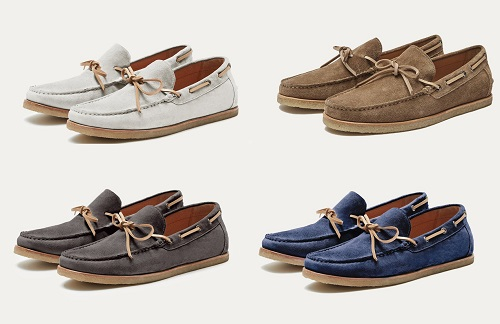 New Republic Flynn Boat Shoes
