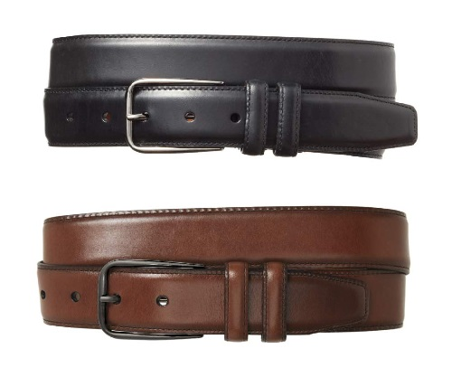 Nordstrom Parker Leather Belt