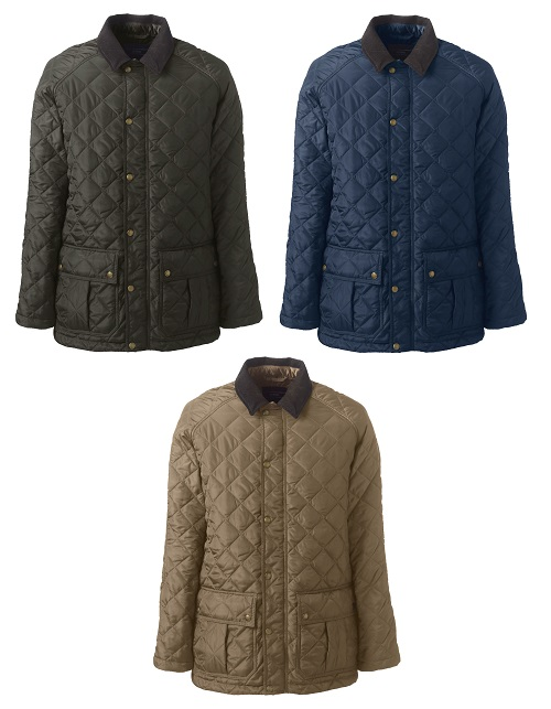 L.E. Quilted Jacket