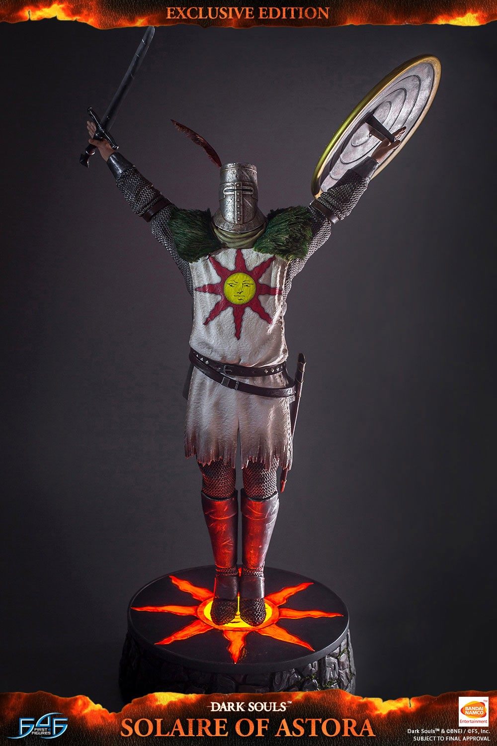 Solaire Of Astora Exclusive
