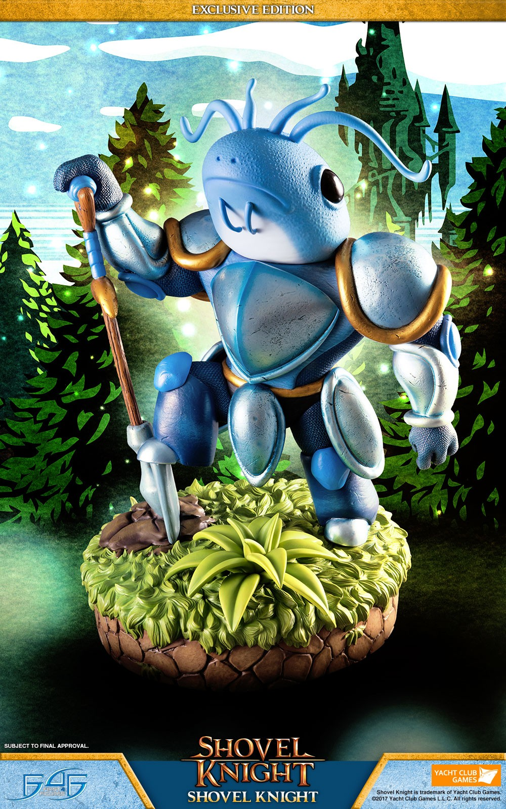shovel knight exclusive