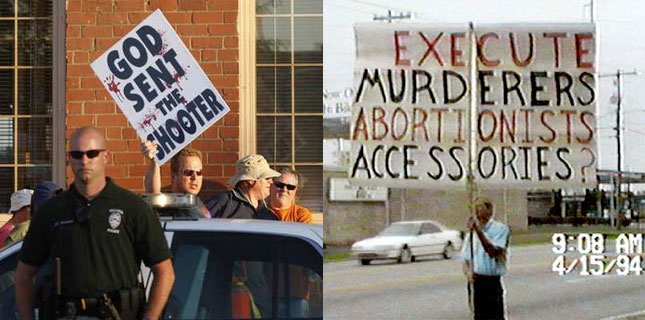 Abortion and Violence