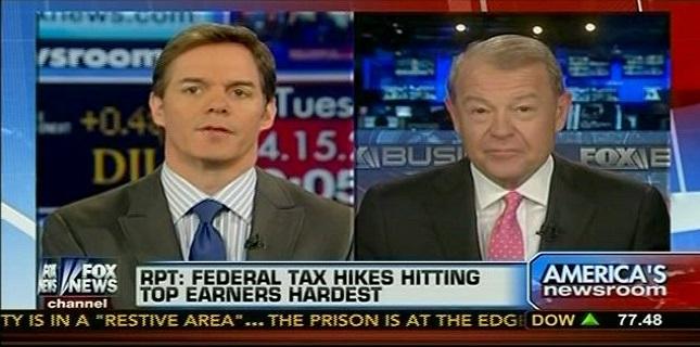 Image result for stuart varney on tax reform