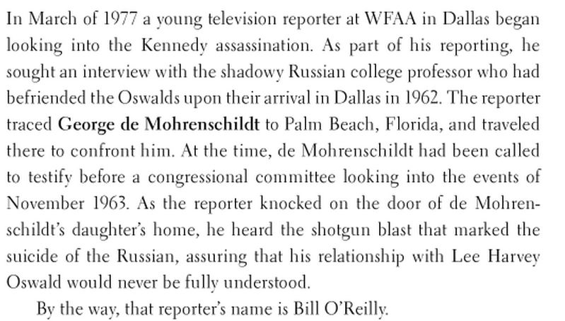 Bill O'Reilly's Killing Kennedy