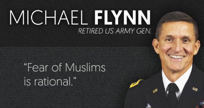 Resultado de imagen para Michael Flynn, donald trump