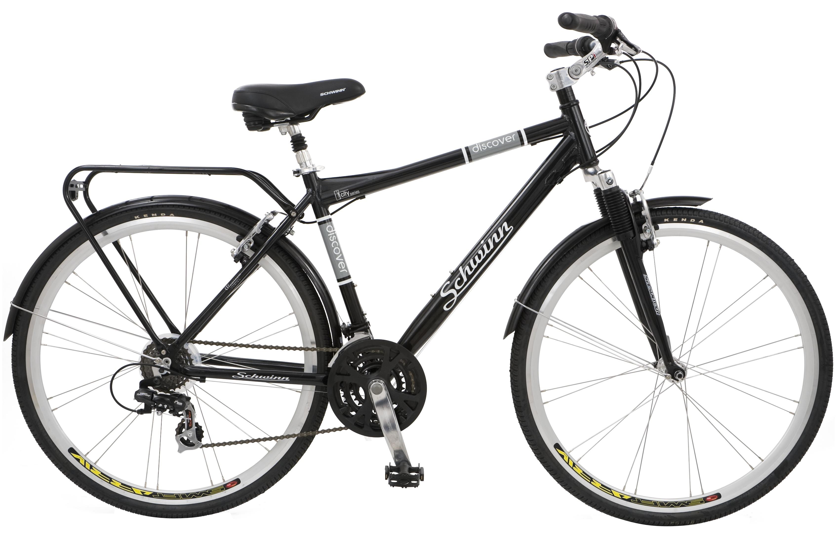 Schwinn Schwinn Discover 700c Men S Hybrid Bike By Oj Commerce S