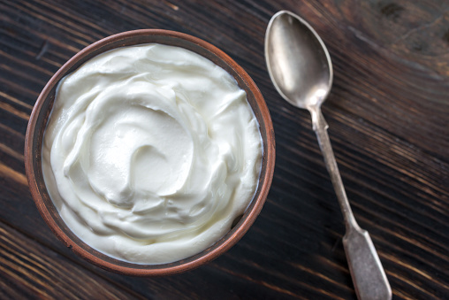 Yoghurt is a great way to add protein to your keto diet