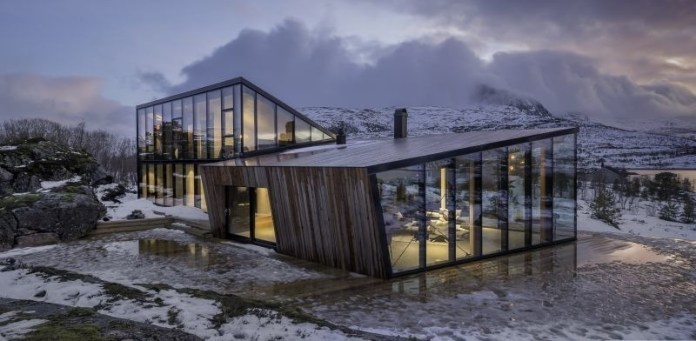 Press kit | 1968-13 - Press release | Architecture MasterPrize 2019 Winners Announced - Architecture MasterPrize - Commercial Architecture - Efjord by Stinessen Arkitektur As - Photo credit: Efjord by Stinessen Arkitektur As