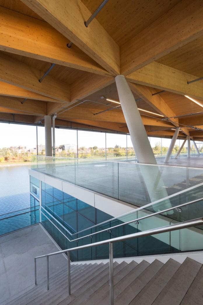 Press kit | 567-12 - Press release | Canada F1 Grand Prix - New Paddock - Les architectes FABG - Institutional Architecture - Photo credit: Steve Montpetit