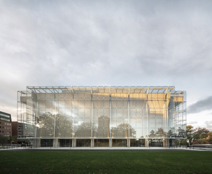 Press kit | 865-43 - Press release | Lemay and Atelier 21 Create a New Act for the Grand Théâtre de Québec - Lemay - Institutional Architecture - Photo credit: Stephane Groleau
