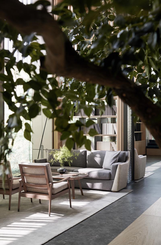 Dossier de prensa - Comunicado de prensa - Yueshan Mansion, Serene Existence in Urban Forest - H DESIGN & EVERBON GROUP